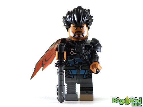 SAW GERRERA Custom Printed on Lego Minifigure!