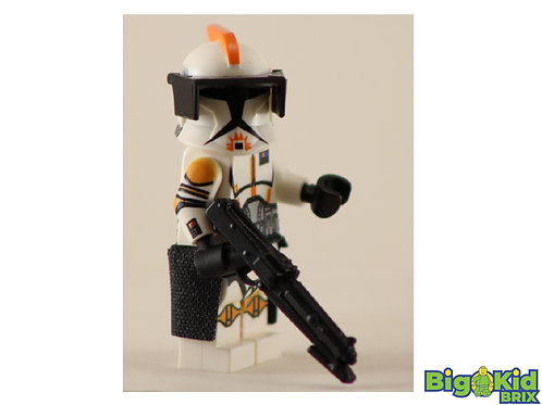 COMMANDER CODY PH1 Custom Printed on Lego Minifigure! Star Wars