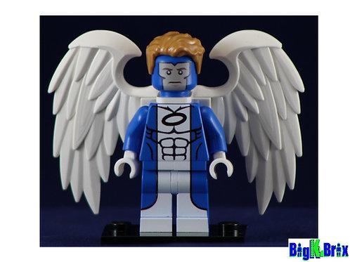 ANGEL Vers2 Custom Printed on Lego Minifigure! Xmen Marvel