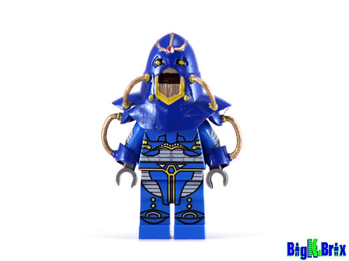 ANTI MONITOR Custom Printed on Lego Minifigure! DC Super Villain LIMITED EDITION