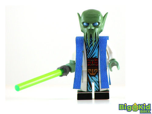 XAMAR Custom Printed on Lego Minifigure! Star Wars Jedi Khil