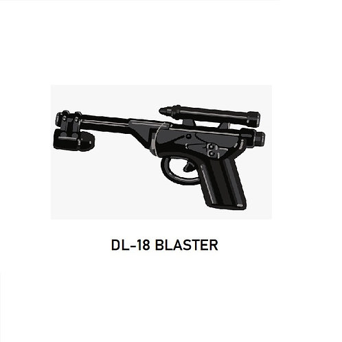 DL-18 Custom Blaster for Star Wars Lego Minifigures Minifigs