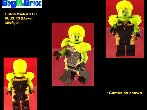Hulkling Marvel Custom Printed Lego Minifigure
