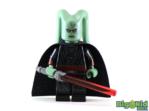 KAS'IM Sith Master Custom Printed on Lego Minifigure! Star Wars