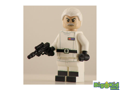 ADMIRAL WULF YULAREN Custom Printed Lego Minifigure! Star Wars