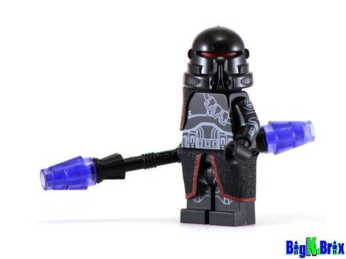 PURGE TROOPER Custom Printed on Lego Minifigure! Star Wars