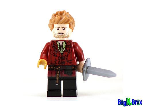 JAIME LANNISTER Custom Printed & Inspired Game of Thrones Lego Minifigure