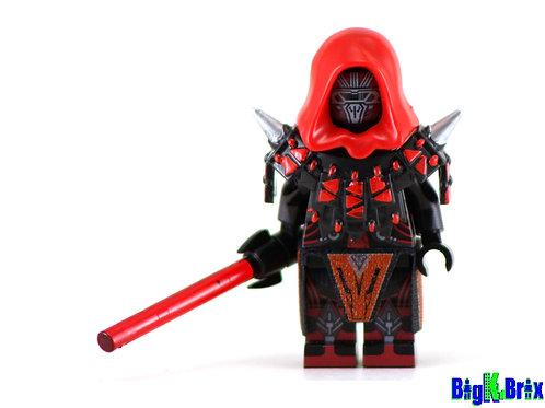 DARTH MARR Custom Printed on Lego Minifigure! Star Wars Sith