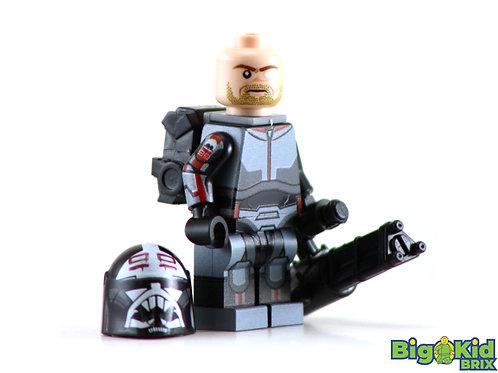 WRECKER Bad Batch Custom Printed on Lego Minifigure! Star Wars