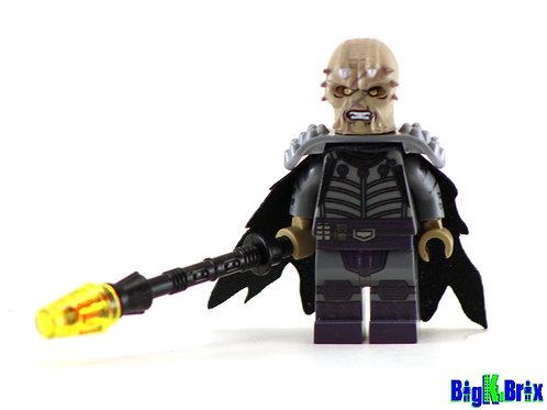 "MORGUKAI ""BOK"" Custom Printed on Lego Minifigure! Star Wars"