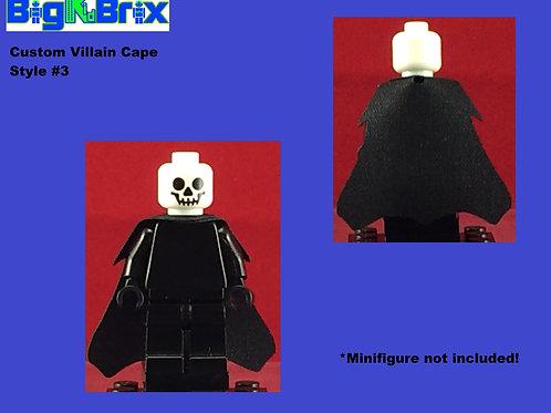 Cape Custom Style #3 Sith Type for Lego Minifigures