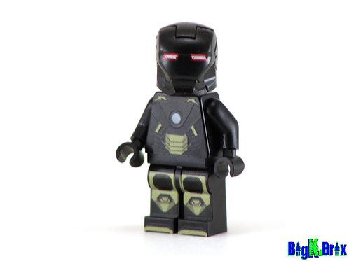 IRON MAN Mark 20 Python Custom Printed & Inspired Lego Marvel Minifigure