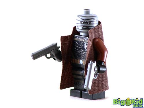 HUSH Custom Printed on Lego Minifigure! DC