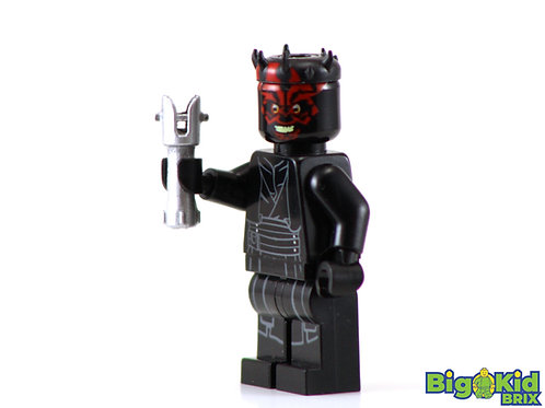 METALLIC SILVER Hilt #OE Custom for Lego Minifigures!