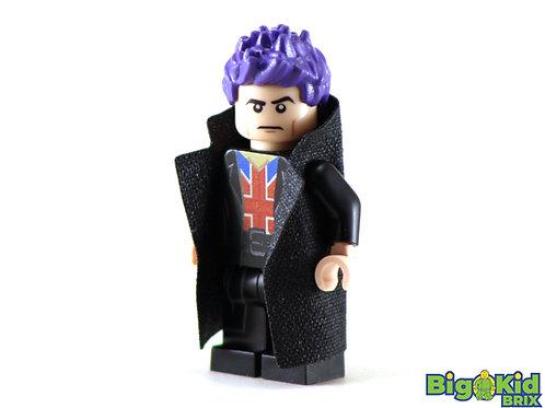MANCHESTER BLACK Custom Printed on Lego Minifigure! DC