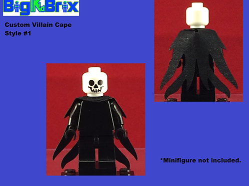 Cape Custom Style #1 Sith Type for Lego Minifigures