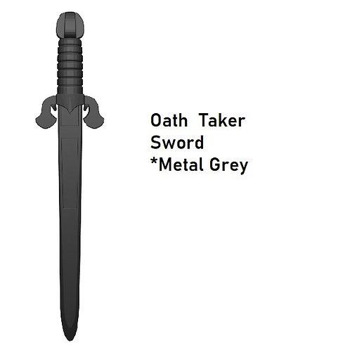 OATH TAKER SWORD for Lego Minifigure!