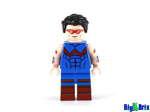 WONDERMAN Custom Printed & Inspired Lego Marvel Minifigure