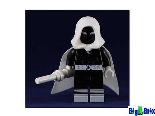 MOON KNIGHT BLACK Custom Printed on Lego Minifigure! Marvel