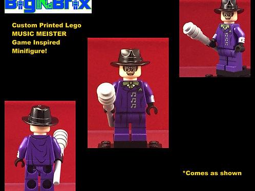 Music Meister DC Custom Printed Minifigure