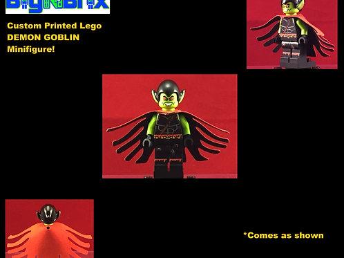 Demon Goblin Marvel Custom Printed Minifigure
