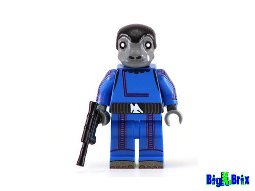 SNAGGLETOOTH Blue Version Custom Printed & Inspired Lego Star Wars Minifigure