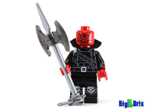 BLOOD AXE Custom Printed & Inspired Lego Marvel Minifigure