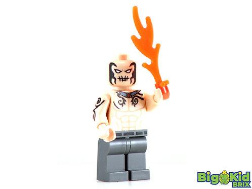 EL DIABLO Suicide Squad Custom Printed on Lego Minifigure! DC