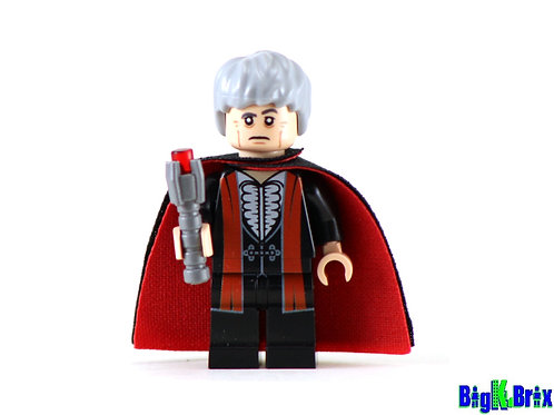 DOCTOR WHO #3 Custom Printed on Lego Minifigure! Dr. Who