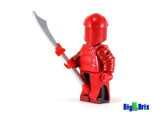 ELITE PRAETORIAN GUARD Type 2 Custom Printed & Inspired Lego Star Wars Minifig