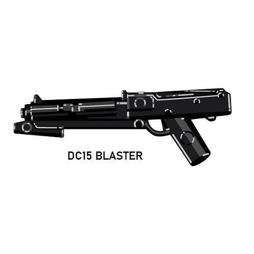 DC15 Custom Blaster for Lego Star Wars Minifigures Minifigs