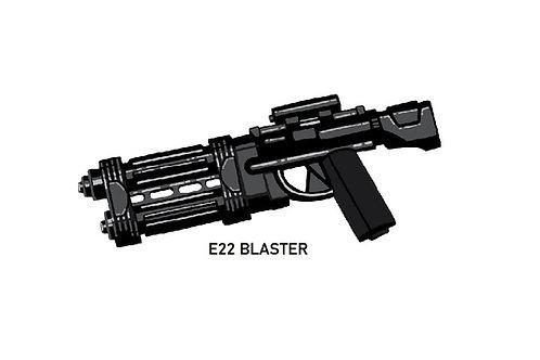E22 Custom Shoretrooper Blaster for Lego Star Wars Minifigure