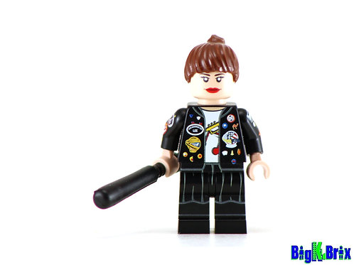 ACE Doctor Who Custom Printed on Lego Minifigure!