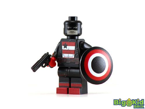US AGENT Custom Printed on Lego Minifigure! Marvel