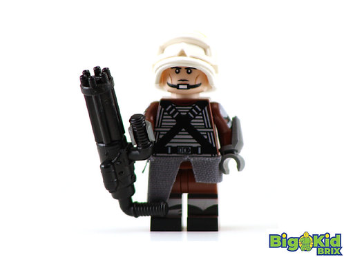 REBEL MILITIA Custom Printed on Lego Minifigure! Star Wars