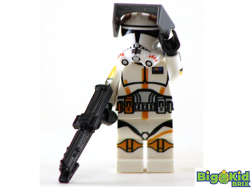 COMMANDER CODY V2 Custom Printed on Lego Minifigure! Star Wars