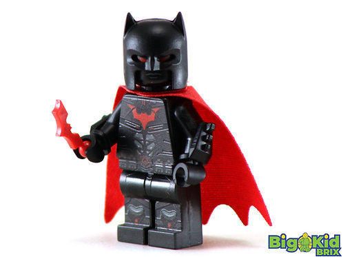 BATMAN BEYOND Custom Printed on Lego Minifigure!  DC