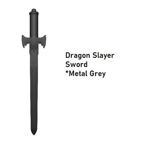 DRAGON SLAYER SWORD Custom for Lego Minifigure!