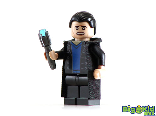 DOCTOR WHO #9 Custom Printed on Lego Minifigure! Dr. Who