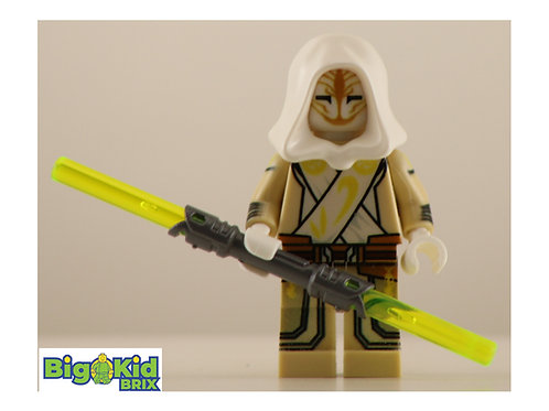 JEDI TEMPLE GUARD V3 Custom Printed Lego Minifigure! Star Wars