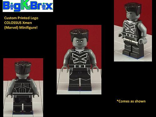 Colossus Xmen Custom Printed Minifigure