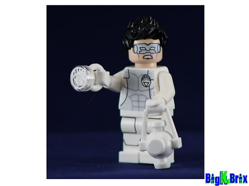 KYLE RAYNER White Lantern Custom Printed on Lego Minifigure! DC