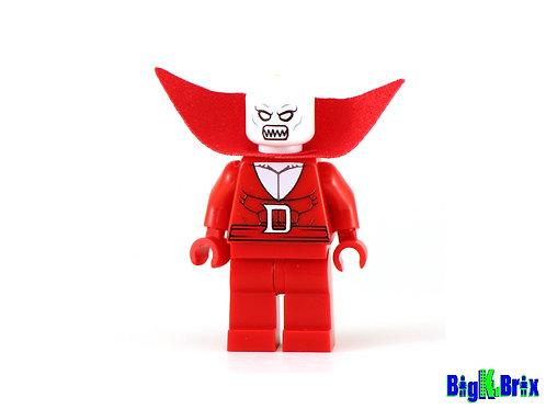DEADMAN Custom Printed & Inspired Lego Marvel Minifigure
