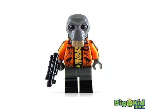 PONDA BABA Custom Printed on Lego Minifigure! Star Wars