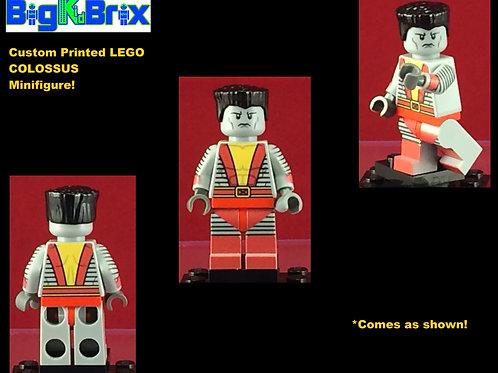 Colossus Xmen 1st Version Marvel Custom Printed Minifigure