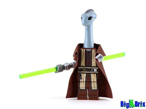KAMINOAN JEDI Custom Printed Lego Star Wars Minifigure