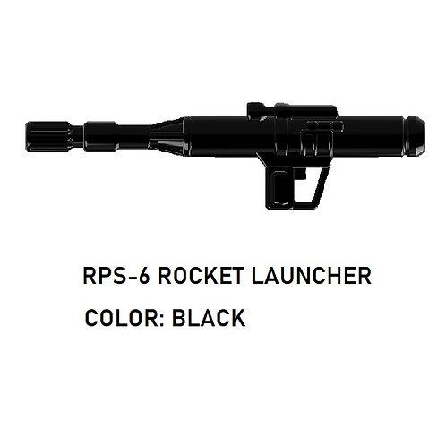 RPS-6 ROCKET LAUCHER for Lego Minifigure