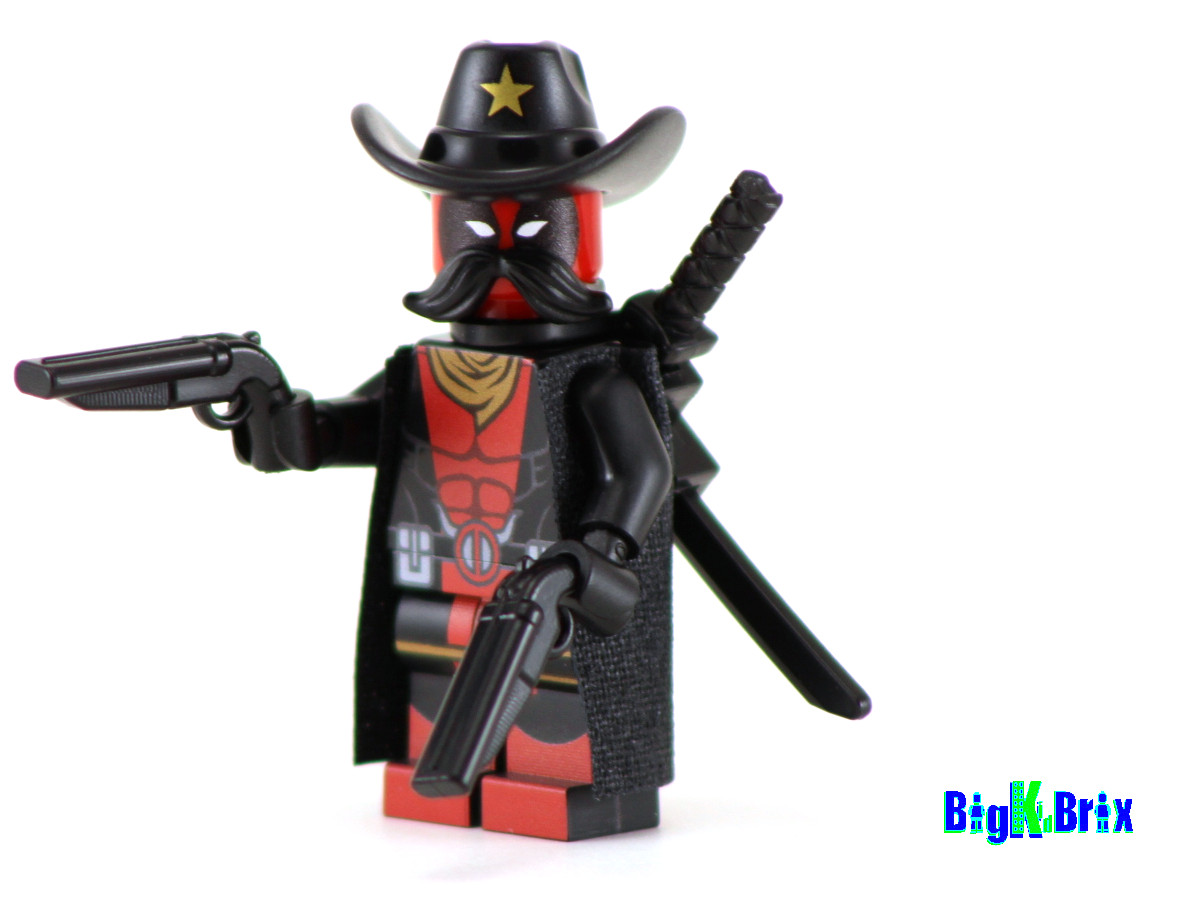 Deadpool Cowboy Side