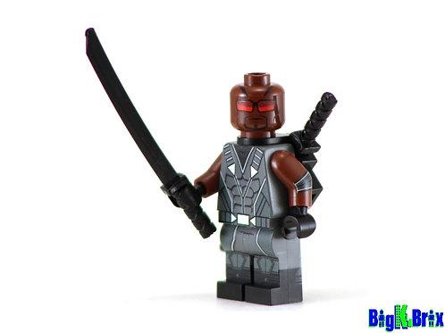 BLADE Custom Printed on Lego Minifigure! Marvel