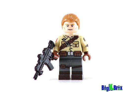 DUKE GI JOE Custom Printed on Lego Minifigure! GI JOE